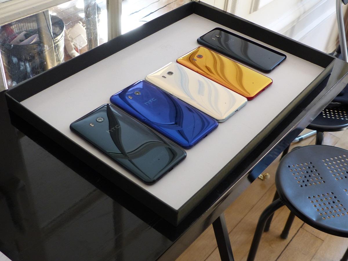 HTC U 11 prise en main 1