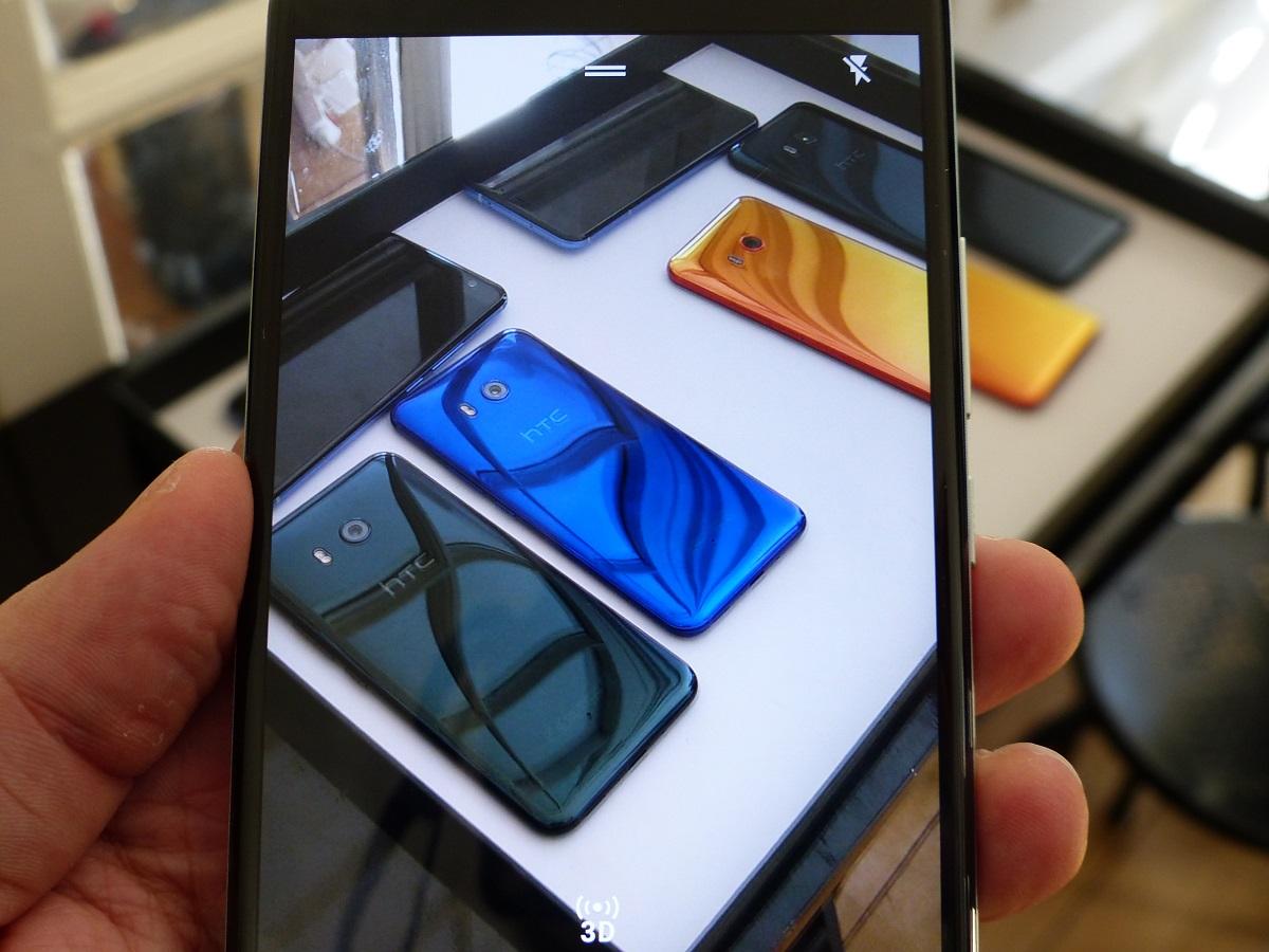 HTC U11 prise en main