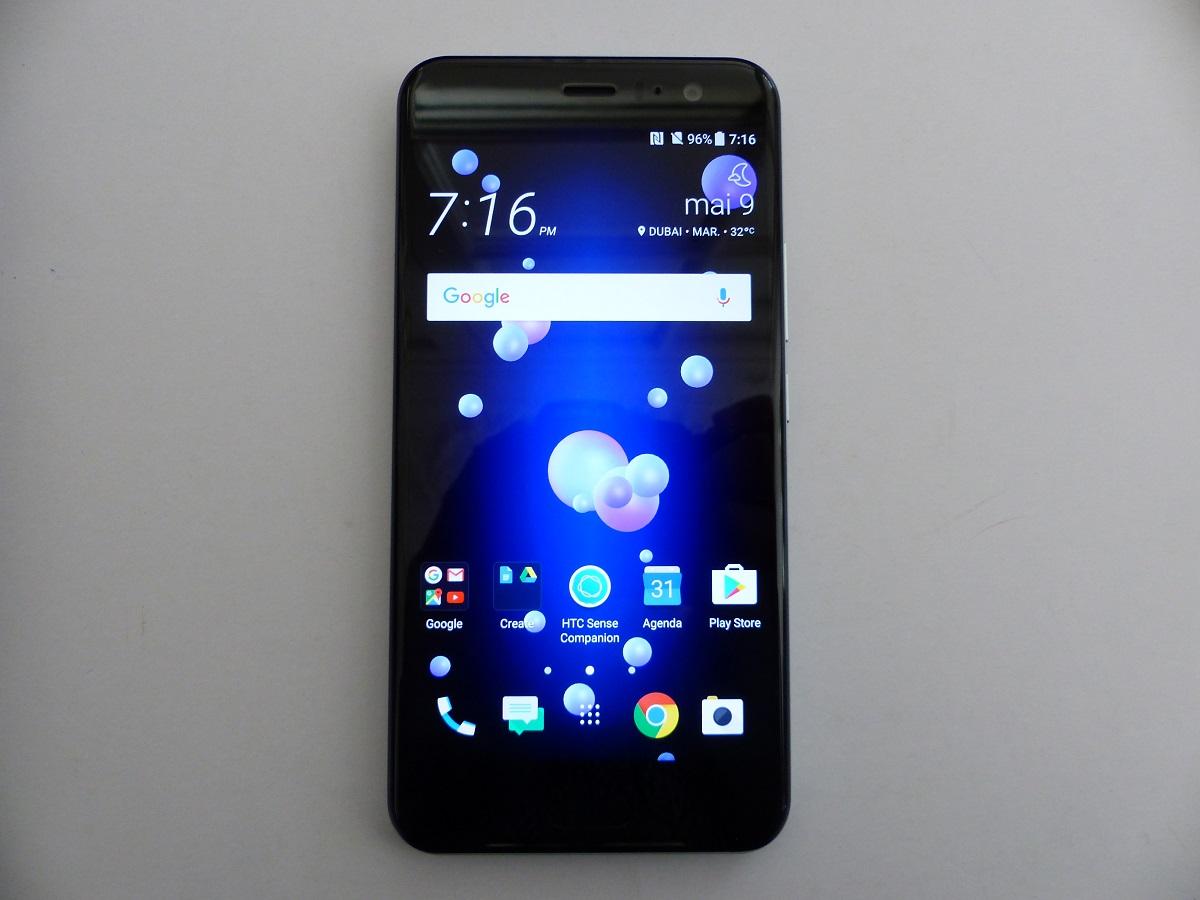 HTC U 11 prise en main 4