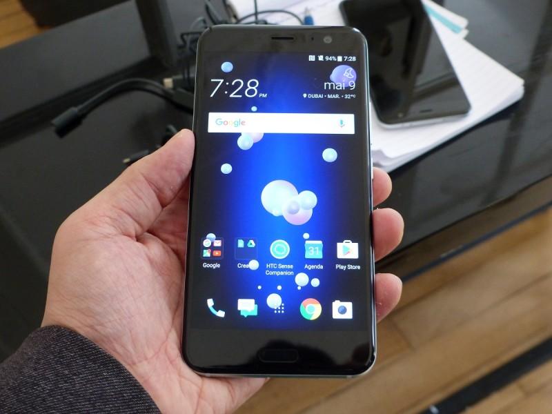 HTC U 11 prise en main 5