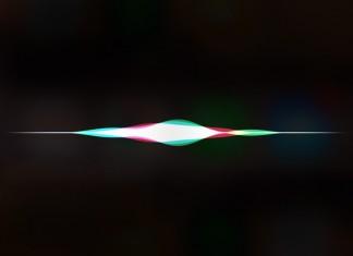 Enceinte connectée Siri Apple