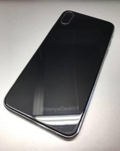 Une vidéo dévoile l'aspect d'un prototype de l'iPhone 8