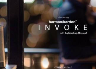Invoke, enceinte connectée avec Cortana