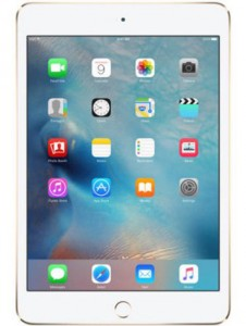 Apple iPad Mini 4 4G 32Go Or