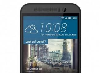HTC One M9 Noir