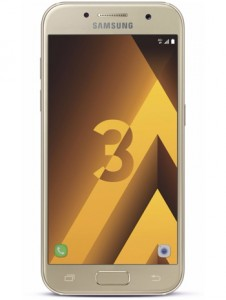 Samsung Galaxy A3 2017 Or
