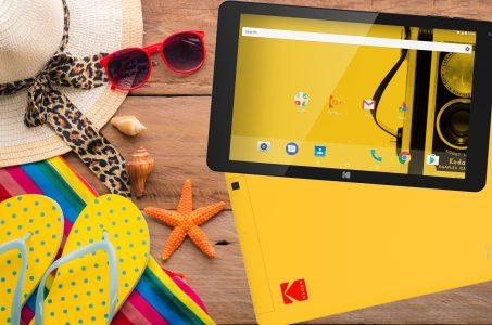 Archos et Kodak lancent deux nouvelles tablettes avant l'été