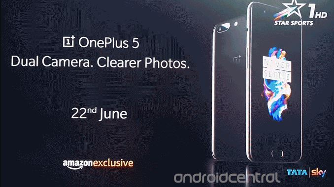 OnePlus 5 : Une vidéo dévoile le smartphone !
