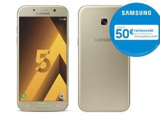 Samsung Galaxy A5 2017 Or