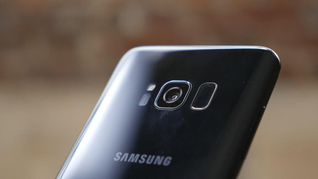Samsung Galaxy S8 recharge rapide mise à jour