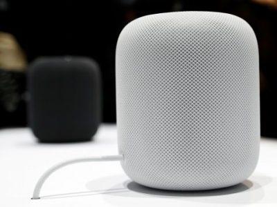19 % des clients d'Apple sont très intéressés par l'achat de l'enceinte connectée HomePod