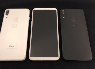 iPhone 8 clone chinois