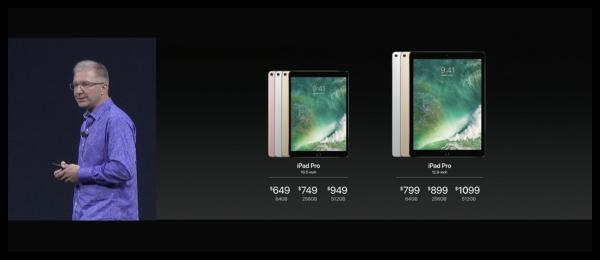 Geekbench révèle que les deux nouvelles tablettes iPad Pro auront 4 Go de RAM