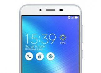 Asus Zenfone 3 Max Plus Argent