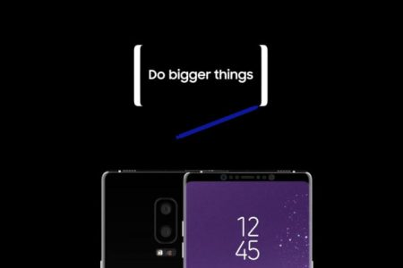 Samsung Galaxy Note 8 date d'annonce ?