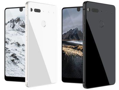 Essential Phone va sortir en Europe