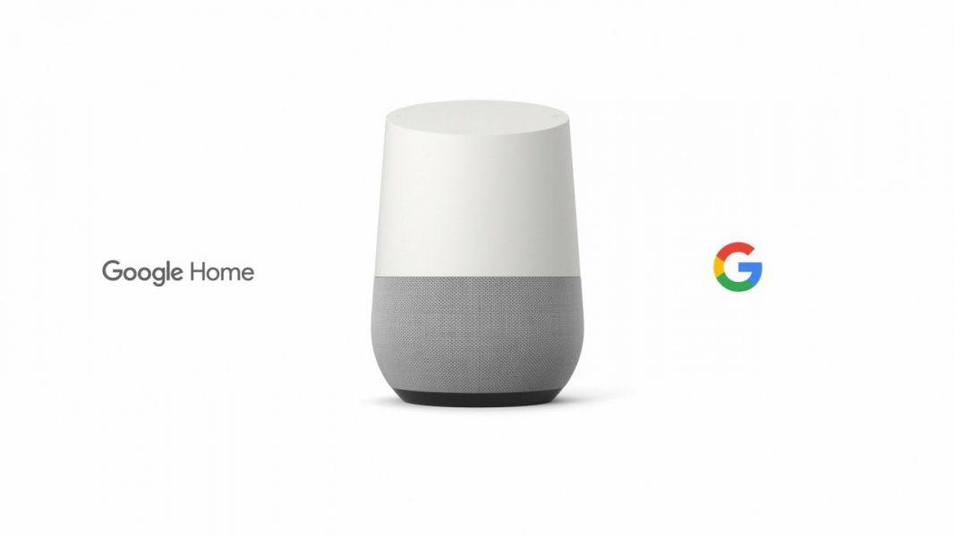 Google Home 1067x600 - Google Home : disponible le 3 août en France avec l'accent québécois !