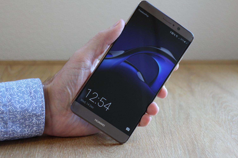 Huawei Mate 9 - Huawei Mate 10 : les caractéristiques du smartphone commencent à émerger