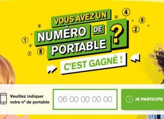 La Poste Mobile jeu concours