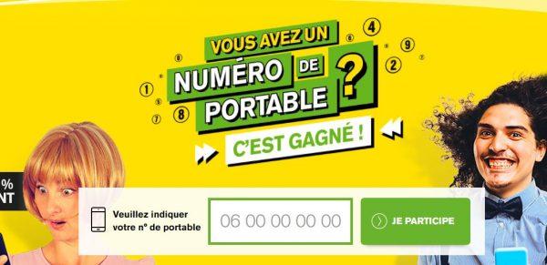 La Poste Mobile : vous pouvez remporter jusqu'à 10 ans de forfait en participant à ce jeu concours 100% gagnant