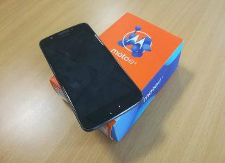 Test Motorola Moto E4