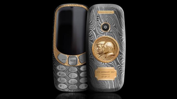 Nokia 3310 Putin Trump