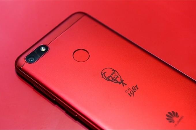 KFC sort son propre smartphone — Public Buzz