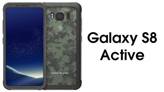 Samsung Galaxy S8 Active : des images de sa fiche technique ont fuité