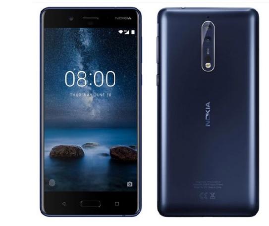 nokia 8 - Le smartphone haut de gamme Nokia 8 commence à fuiter, une double caméra Zeiss serait de la partie.