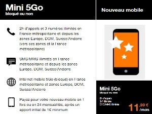 orange fibre juillet 0000 - Comparatif des meilleurs forfaits mobile Orange