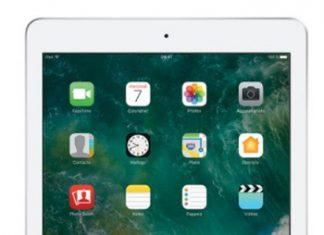 Apple iPad 9.7 pouces 128Go Argent