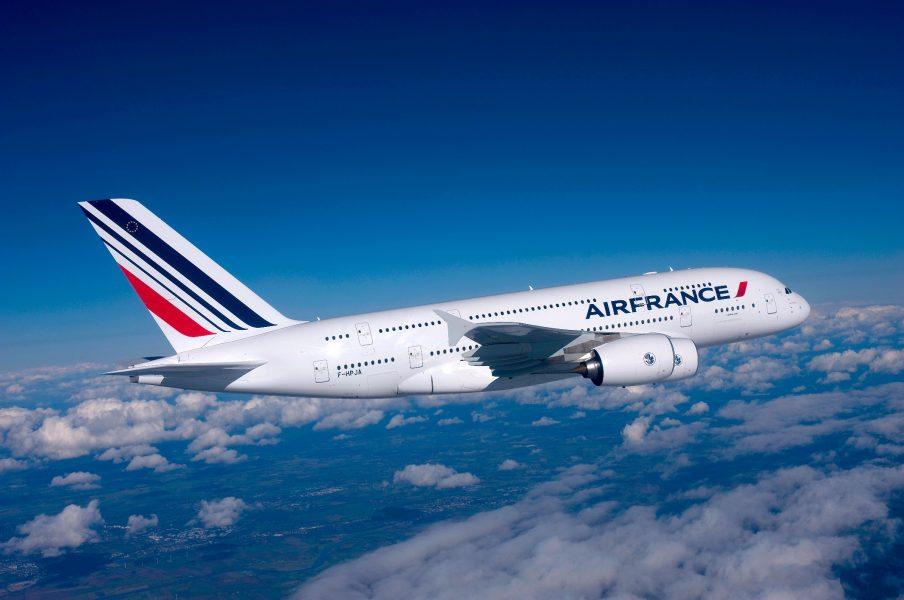 Les passagers de certains vols Air France peuvent tester des casques de réalité virtuelle