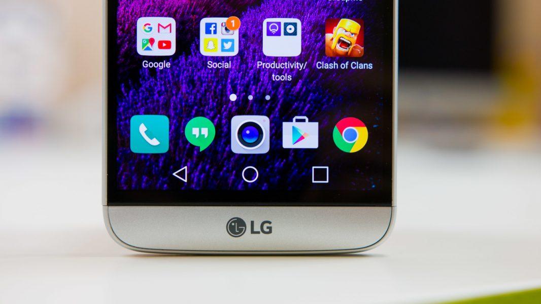 LG G5 - Smartphone LG : top 5 des meilleurs terminaux de la marque
