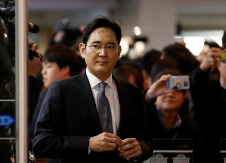 Lee Jae-Young, numéro deux de Samsung, encourt 12 ans de prison