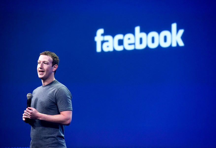 Facebook, réseau social, application