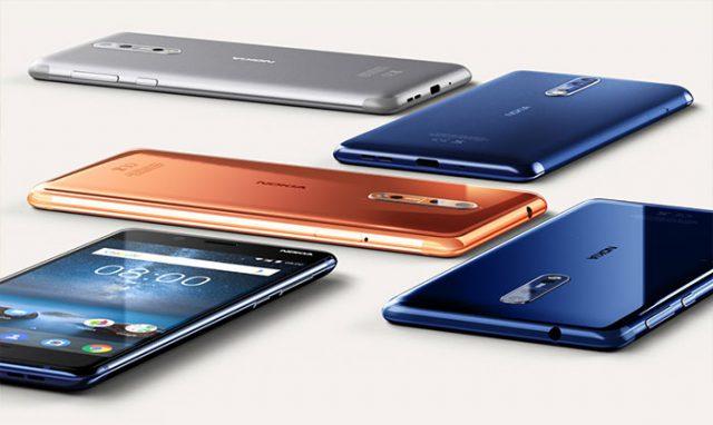 Le Nokia 8 enfin dévoilé : aluminium et optique Zeiss