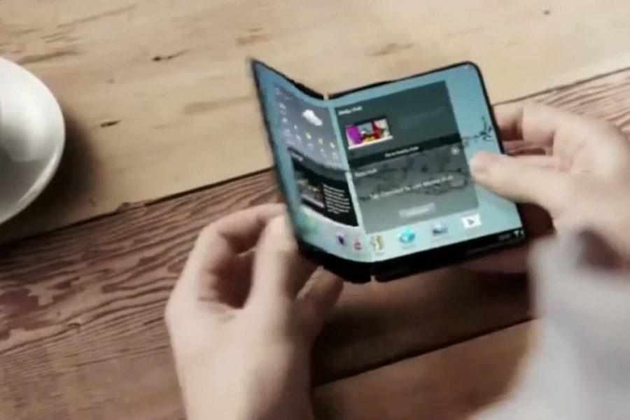 Galaxy X : le smartphone pliable de Samsung pourrait être annoncé dans très peu de temps