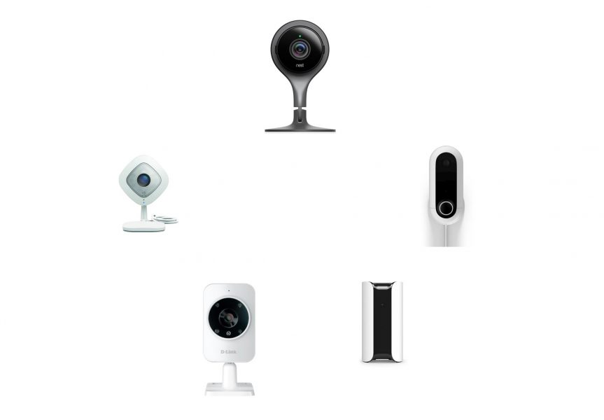 Top 5 des caméras connectées du moment