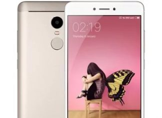 Xiaomi Redmi Note 4 4G
