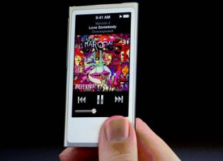 L'iPod Nano et l'iPod Shuffle tirent leur révérence
