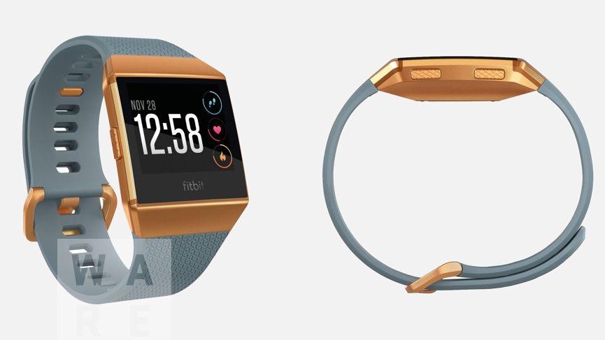 Nouvelle montre connectée FitBit