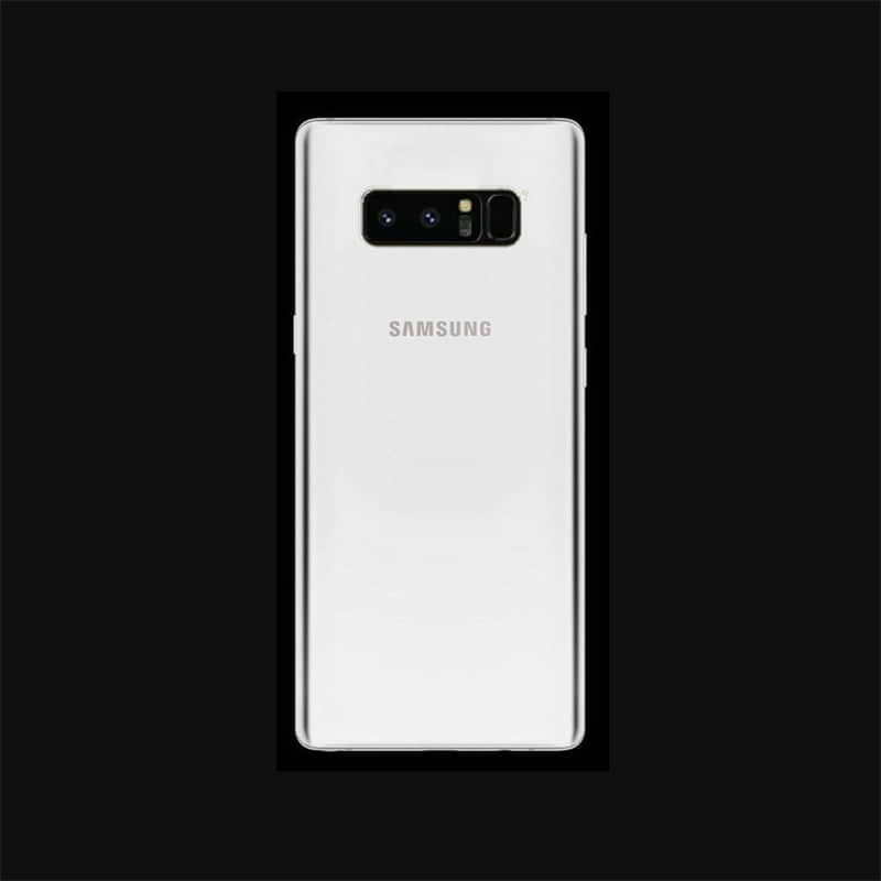 Samsung Galaxy Note 8 Milky White