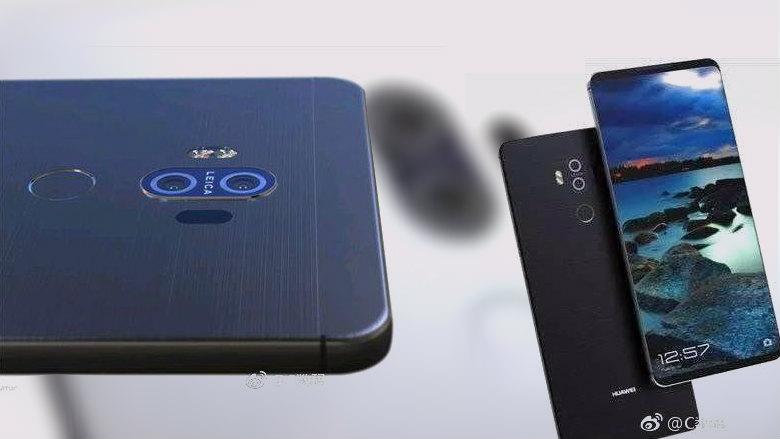 Huawei Mate 10 - Le Huawei Mate 10 Pro aurait les armes pour concurrencer l'iPhone 8 et le Samsung Galaxy Note 8