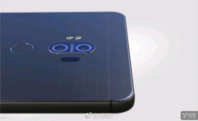 Huawei Mate 10 fuite