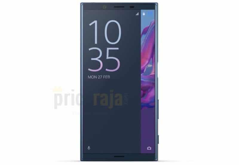 Sony Xperia X2 concept