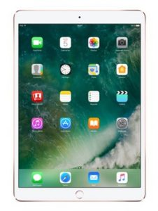 Apple iPad Pro 10.5 pouces 256Go Or Rose