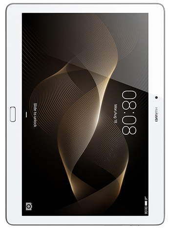 Huawei MediaPad M2 10 pouces 64 Go 4G Argent