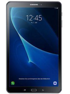 Samsung Galaxy Tab A 10.1 pouces 4G (2016) Noir