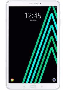 Samsung Galaxy Tab A6 10 pouces 4G Blanc