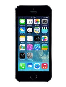 Apple iPhone 5S 16Go Gris sidéral